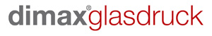 Dimax Glasdruck Logo